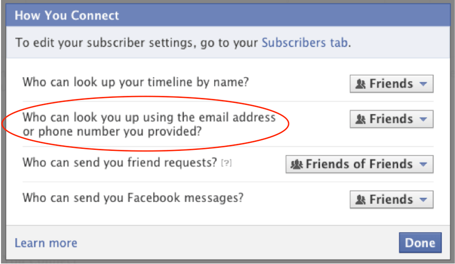 Look Up A Number >> People Can Look You Up On Facebook Using Your Phone Number