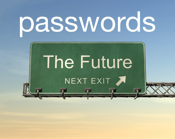 future of passwords